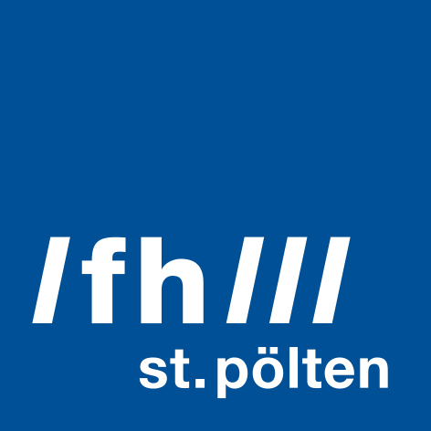 Logo St. Pölten University of Applied Sciences